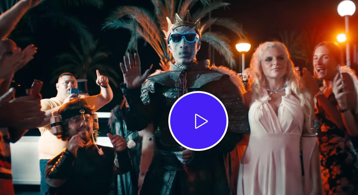 Video: nexible präsentiert den neuen König von Mallorca