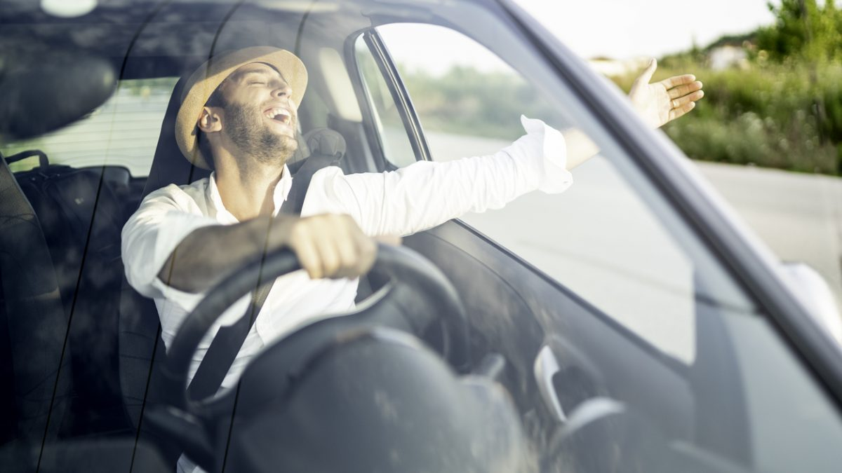 Gute Musik im Auto