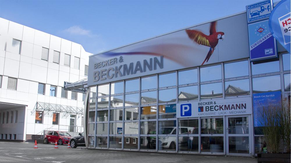 Becker und Beckmann Werkstatt in Berlin