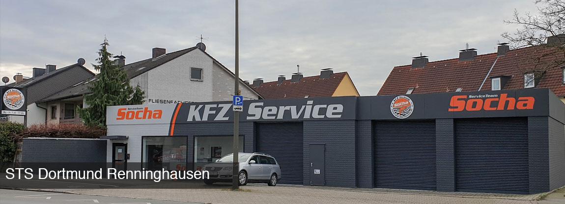 Werkstatt STS Dortmund