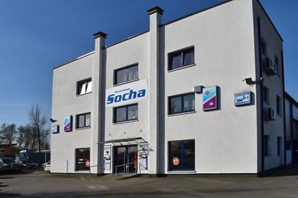 STS Dortmund Werkstatt Hauptgebäude