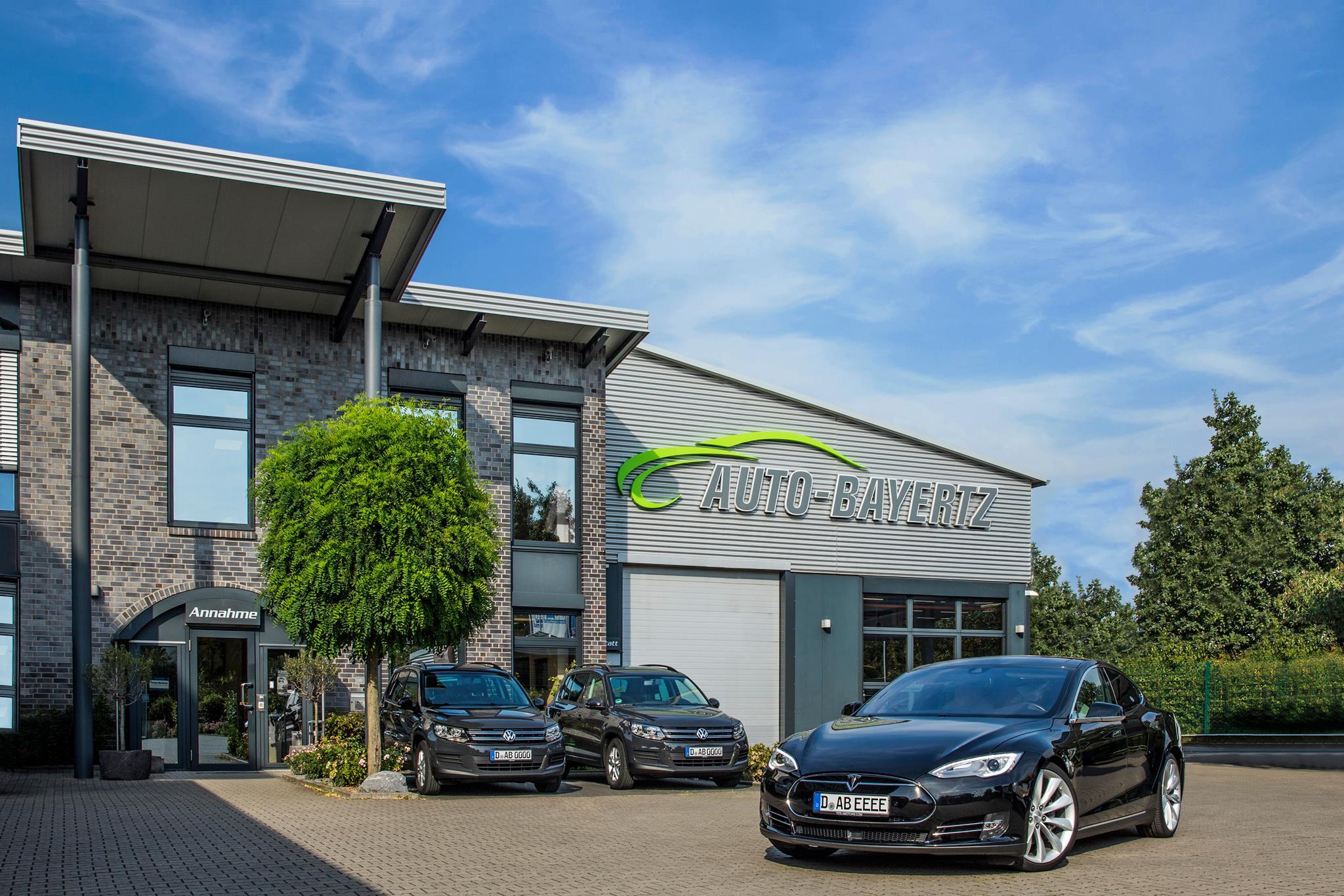 Auto Bayertz Werkstatt in Düsseldorf