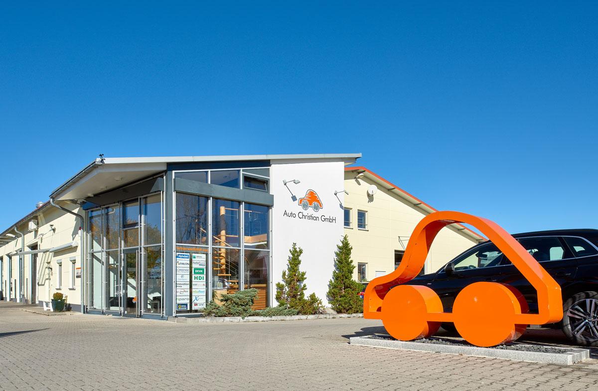 Auto Christian Werkstatt in München