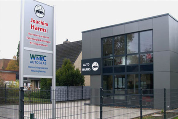 Joachim Harms Werkstatt in Hamburg