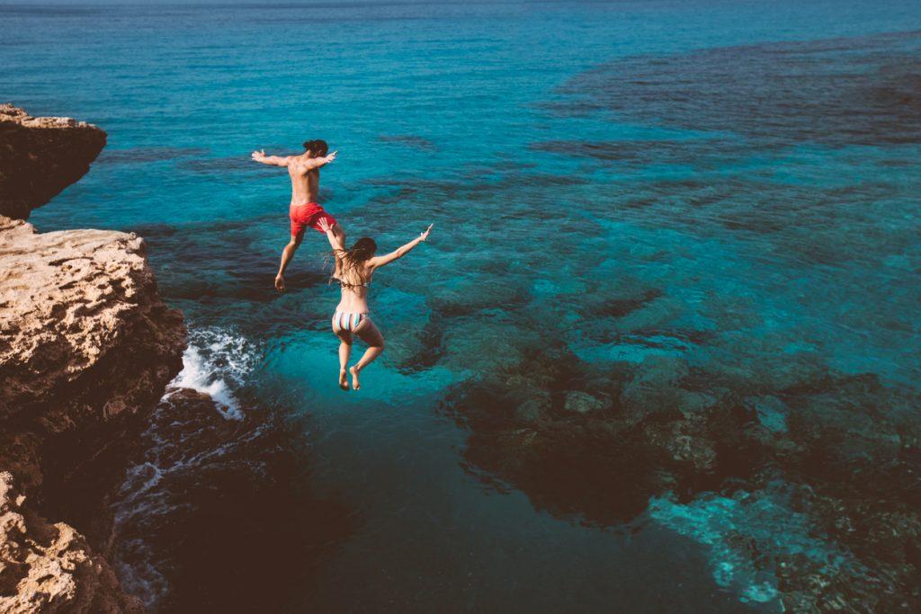 umweltbewusst reisen am meer